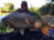 All inclusive carp fishing in France
