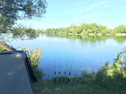 Lake boilie carp