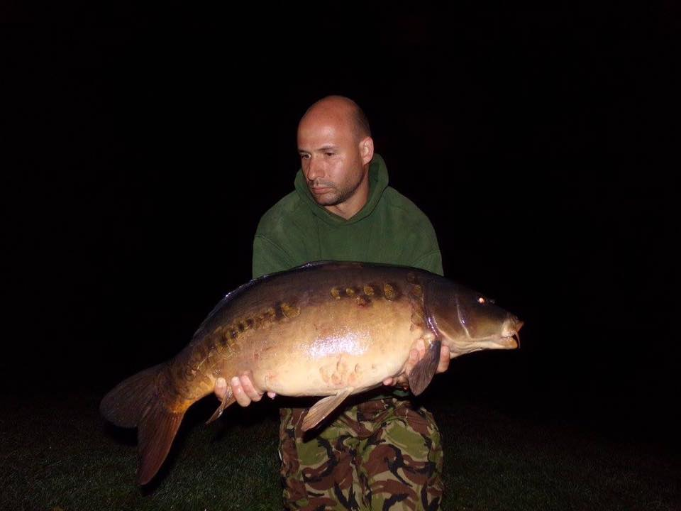 Pop up on Krill baits