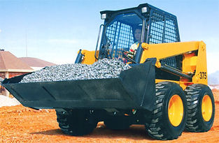 Our test centre can deliver assessments on skid steer loader to CPCS standards.