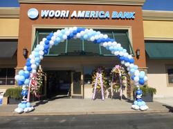 Bank Grand Opening