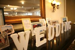 Photo Table Wedding