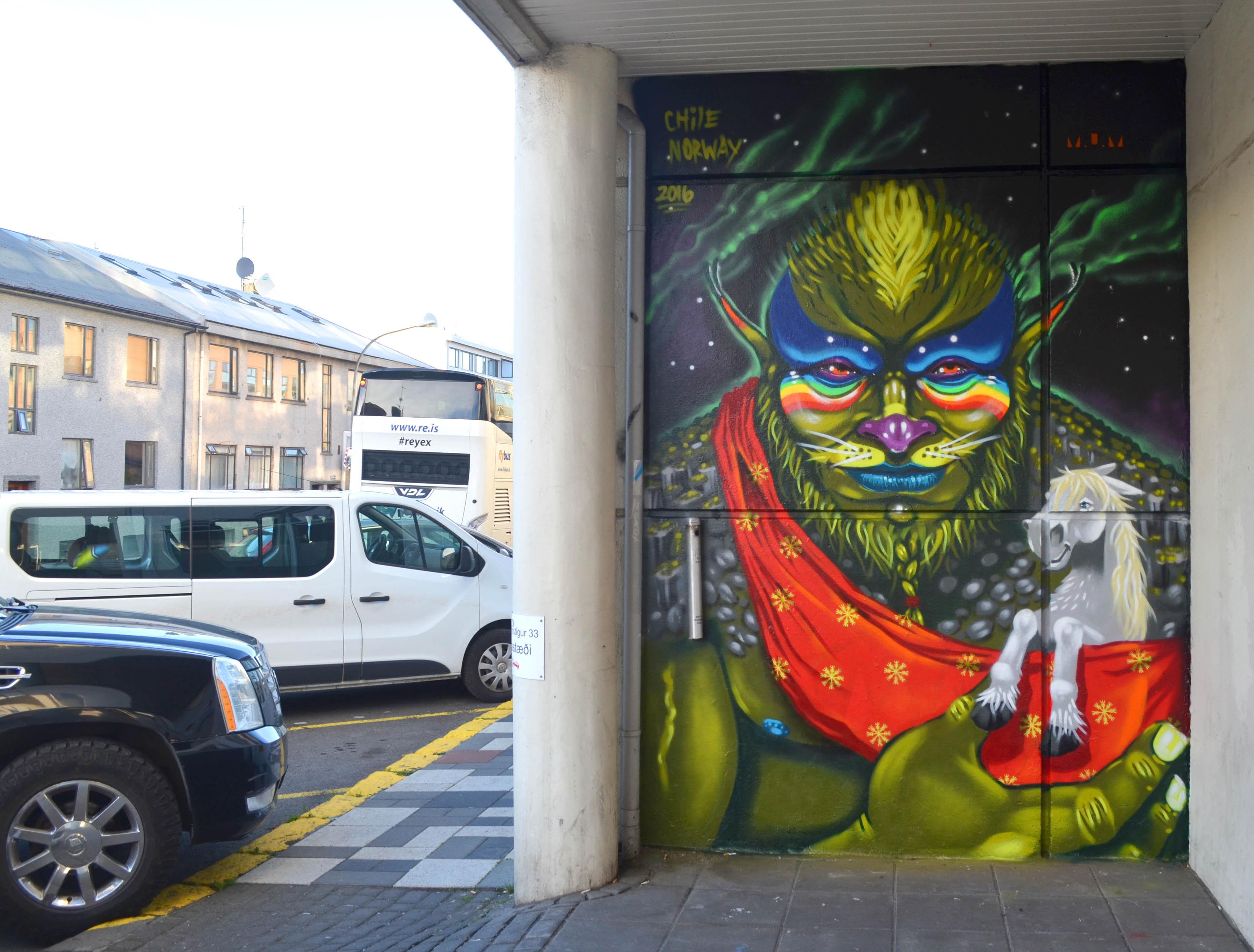 Reykjavik - Iceland 2016
