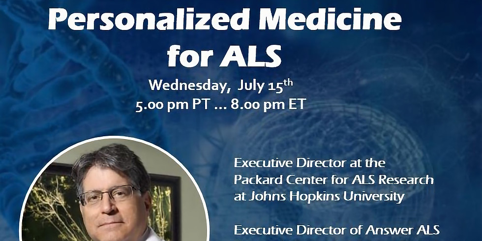 Personalization of ALS therapy and research