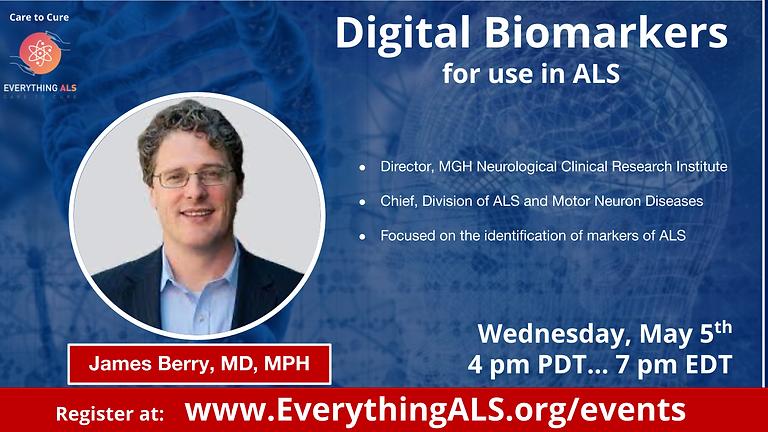 Digital Biomarkers in ALS