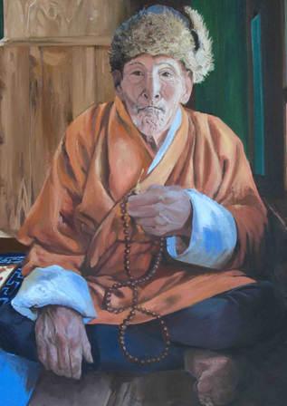 The Bhutanese Man