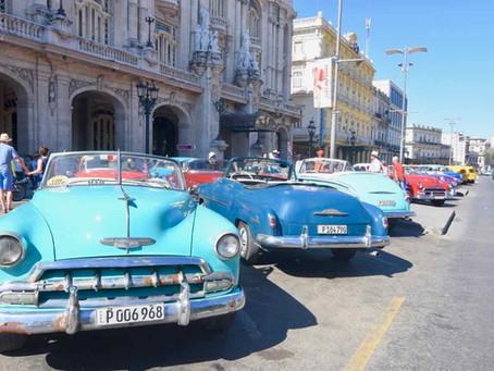 When the heart is in Havana!