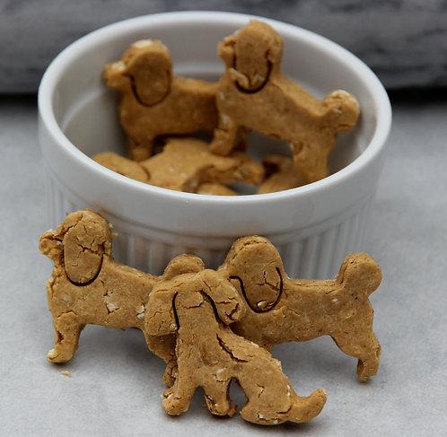 PEANUT BUTTER GLUTEN FREE SALTY DOGS
