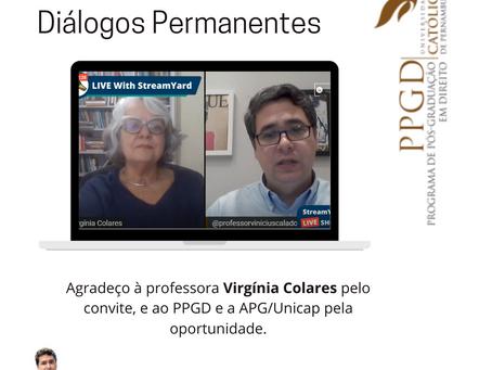 Diálogos Permanentes - PPGD UNICAP