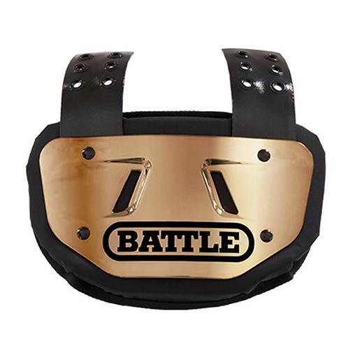 Battle Chrome Back Plate - Adult