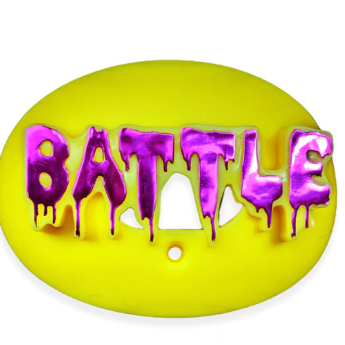 "Battle ""3D Drip"" Oxygen Mouthguard"