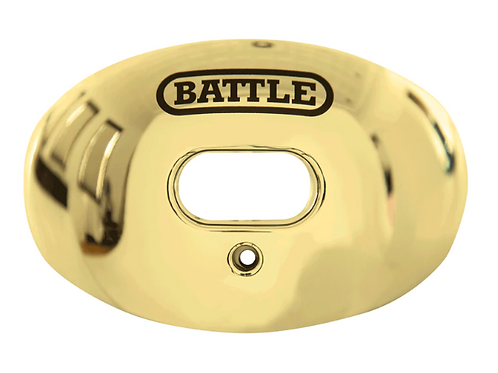 "Battle ""Chrome"" Oxygen Mouthguard"