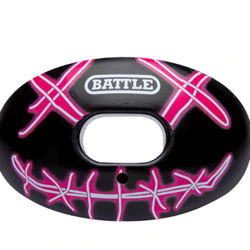 "Battle ""Nightmare"" Oxygen Mouthguard"