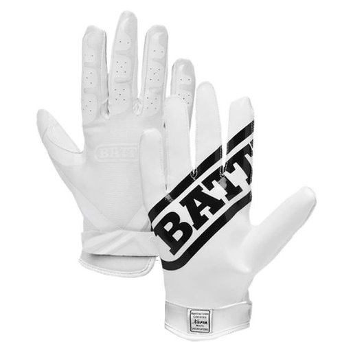 Battle Double Threat Football Receiver Gloves- Adult