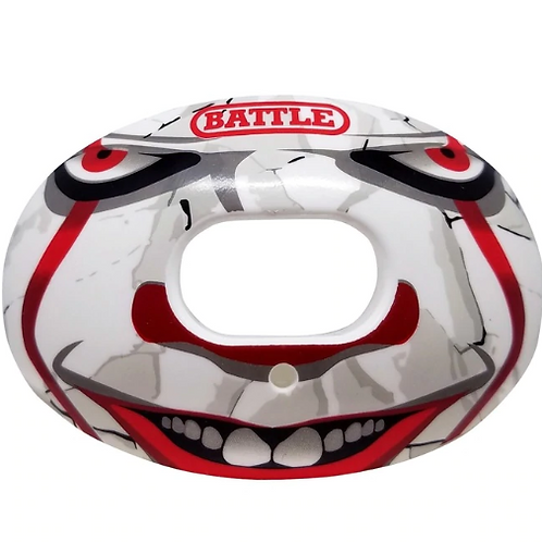 "Battle ""Clown"" Oxygen Mouthguard"