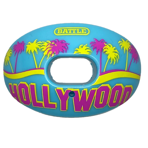"Battle ""Hollywood"" Oxygen Mouthguard"