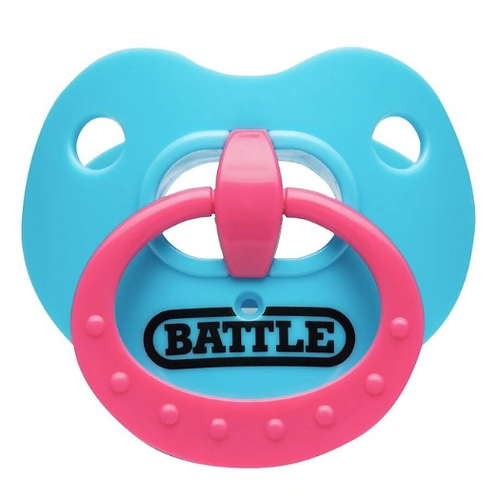 "Battle ""Binky"" Oxygen Mouthguard"