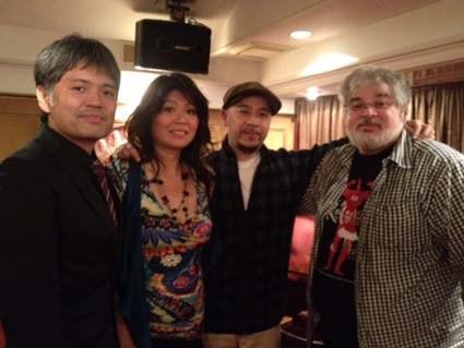 2011/11/15: 銀座 Swingcity ラストリーダーライブ