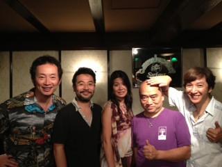 2013/08/20: 銀座Swing