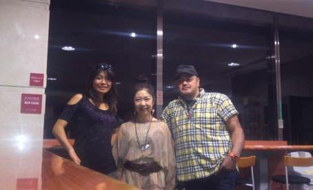 2011/10/ 1: Tommy&みき&あや