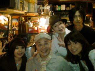 2010/05/30: TE'TSUさんのライブに参加