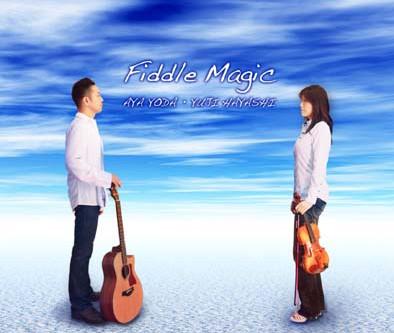 2011/10/ 5: CD発売 Fiddle Magic