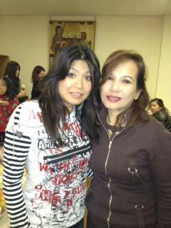 2011/12/17: 遡りblog その3チャリティーコンサートby Charito