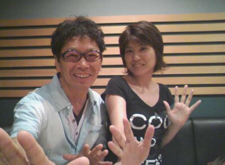 2008/07/24: 「南こうせつ」さんのラジオ番組収録