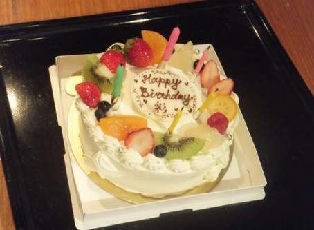 2015/03/ 9: Birthday