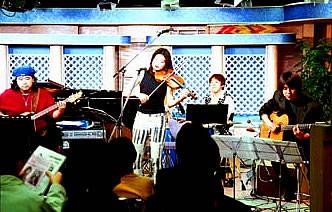 2002/02/16: ライブ in NHKスタジオパーク