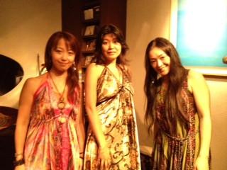 2012/06/23: 女子ラテンナイト