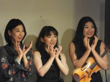 2018/05/ 1: 春のライブ(サポート編)