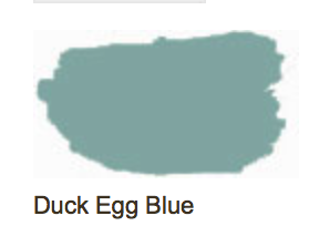 duck egg blue