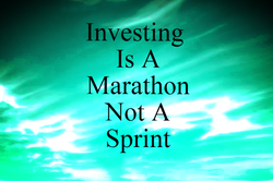 Investing Is A Marathon Not A Sprint