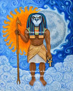 Horus aka Heru