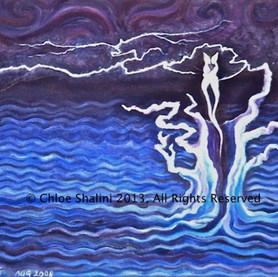 Tree of Life Chloe Shalini 2008