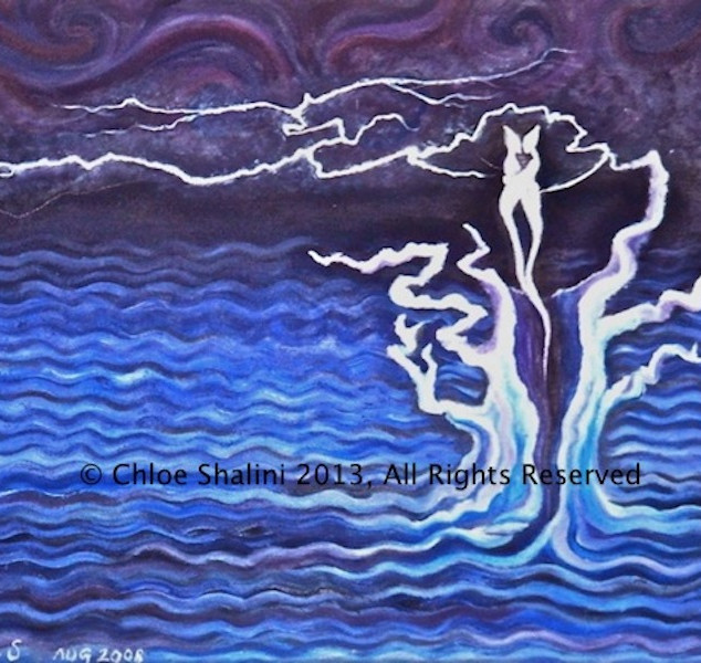 Tree of Life Chloe Shalini 2008