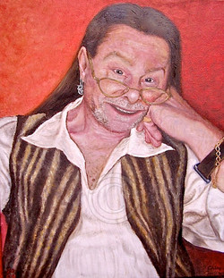 Commissioned portrait for CJG 2009
