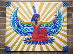 Ma'at goddess of Truth & Balance