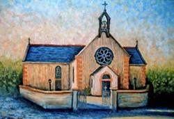 Church commission Chloe Shalini