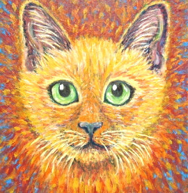 Cute Ginger Cat