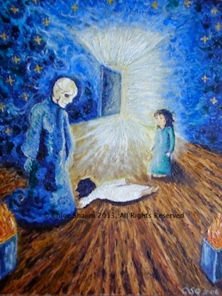 Death & Resurrection Chloe Shalini 2006