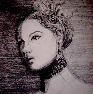 Self portrait 3 Chloe Shalini 1990s 5.jp