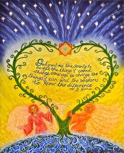 Commission Serenity Prayer