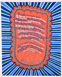 Commission Footprints Chloe Shalini