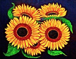 Sunflowers1commission Chloe Shalini