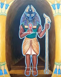 Anubis aka Inpu
