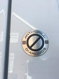 TVG Anti-Drill Plate