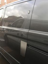 Transit Custom Anti-Drill Plate
