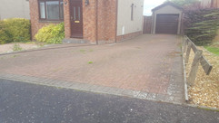 Driveway cleaning Crieff